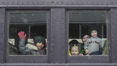 Rare winter locomotive excursion boards this weekend in Waterloo