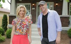 Nashville home-flip wunderkinds Kortney and Dave Wilson are back for a brand-new season of Masters of Flip on HGTV. Kortney Wilson, Property Brothers Designs, Masters Of Flip, Old Pug, People Having Fun, How To Start Homeschooling, Love Hat, Three Kids, New Shows