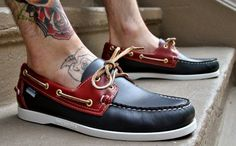 Spinnaker Boat Shoes by Sebago