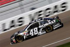 NASCAR notes: Jimmie Johnson fastest in both practice sessions S...