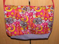 My eBay: Active Messenger Bags For School, Lilac, Pink, Cute Owl, Sugar Skull, My Ebay, Diaper Bag, Brand New, Shoulder Bag
