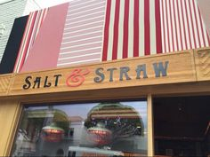 Salt & Straw  Locations in Los Angeles & Portland!