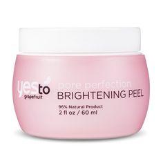 Yes to Grapefruit 2 floz Gel Pore Minimizing Facial Mask Treatment