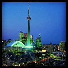 Toronto at night!