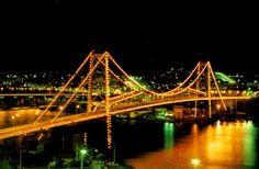Ponte Hercílio Luz floripa