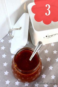 Pullahiiren leivontanurkka: Joulukalenteri - luukku 3: Kinuskikastike / Caramel sauce