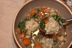 Asian soup bowl