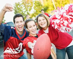 Our latest #blog post: Just because you're partying before the big game doesn't mean you have to be #drinking.
