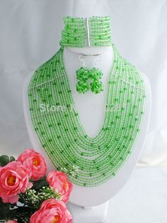 free shipping !!! Z-1628 Newest Design Crystal Jewelry Set For Wedding Party $63.99