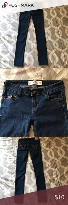 Hollister jeans/jeggings size 1S / 25 Waist: 25 Length: 29 Hollister Jeans Skinny