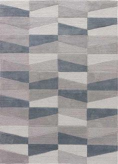 Costello, the newest addition to the best-selling Fusion Collection of easy to care for, tufted rugs, catches the eye with its contemporary geometric design. Crafted in 100 percent polyester, the rug is attention-grabbing with its color combo of Gray Violet and Drizzle.