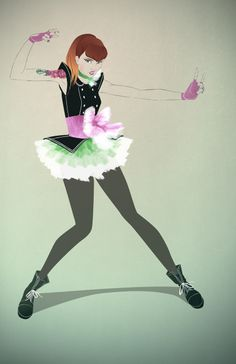 Sailor Jupiter.