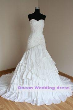 mermaid wedding dresses 2011