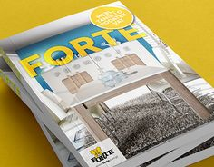 """Check out new work on my @Behance portfolio: """"New cover and layout Furniture magazine of Forte"""" http://be.net/gallery/36512585/New-cover-and-layout-Furniture-magazine-of-Forte"""
