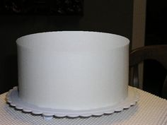 Want a perfectly smooth and flat cake? Then flip it upside down, learn how. This technique works best with an icing containing at least one...