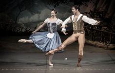 "Polina Semionova & Marcelo Gomes in ""Giselle"" - Nikolay Krusser Photography"