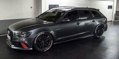RS6 Audi  avant