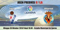 Prediksi Bola Eibar vs Villarreal 30 Oktober 2016
