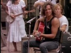 Music video by John Mellencamp performing Paper In Fire. (C) 1987 John Mellencamp under exclusive license to the Island Def Jam Music Group Music Lyrics, Music Songs, Music Videos, 80s Music, Rock Music, John Mellencamp, Song Artists, Types Of Music, My Favorite Music