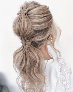 Wedding Dress With Veil, Wedding Dresses, Uk Hairdressers, Backcombing Brush, Hair Health, Hair Brush, Big Hair, Hair Looks, Hair Inspo