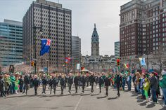 Guide to St. Patrick's Day in Philadelphia (Photo by R. Kennedy for Visit Philadelphia)