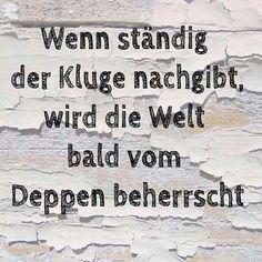 So wahr!