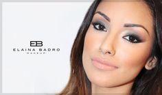 Flawless face by Elaina Badro