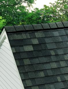 Tamko Rustic Black Shingles Rent House Renovation Roof