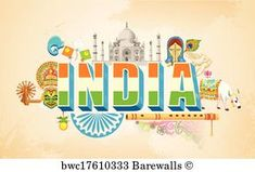 india unity in diversity poster * india unity . india unity in diversity . india unity in diversity poster Diversity Poster, Unity In Diversity, Cultural Diversity, Diversity Quotes, Incredible India Posters, Independence Day India, Indian Symbols, India Painting, India Art