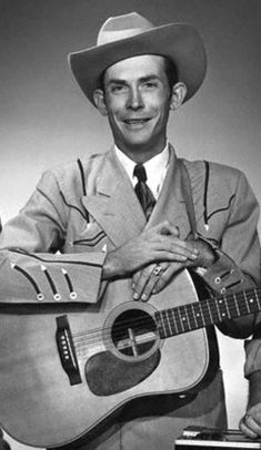 I'm not a huge Hank Williams fan, but my Granddaddy was. He was on tour in Germany when HW suddenly died. I remember my Granddaddy telling me he took his death harder than when JFK passed.