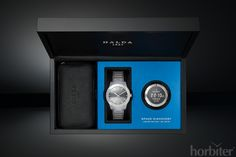 HALDA Watch Co Sweden - Race Drivers and Astronauts wanted