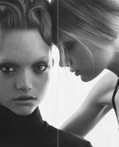 Gemma Ward | Inspiration for Photography Midwest | photographymidwest.com | #pmw #photographymidwest