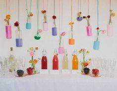 Riciclo creativo con le bottiglie di plastica