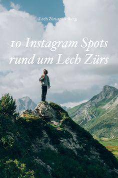 Lech Zürs ist umgeben von zahlreichen Naturschätzen und Fotospots. Wir haben 10 davon für Sie aufgelistet. Old Bicycle, Insta Icon, Reisen In Europa, Van Life, Travel Inspiration, Wanderlust, Hiking, Camping, Outdoor