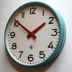 Massive 70s W German clock