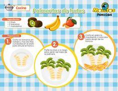 palmeritas de frutas