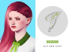 Phixil | Elf Ear Cuff