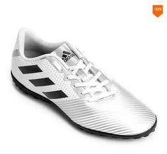 Chuteira Society Adidas Artilheira 17 TF Masculina cea2efff06e70