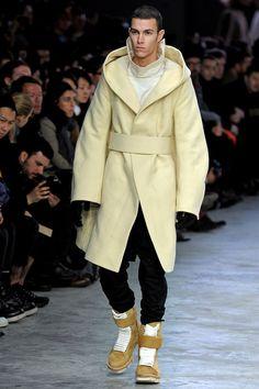 Semana de Moda Masculina de Paris/Inverno 2014 - Rick Owens