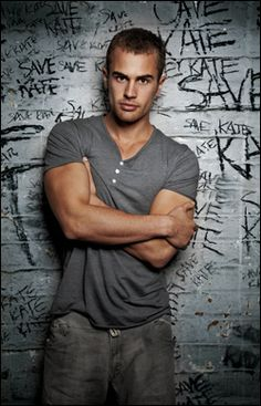 "Theo James. You may know him as Kemal Pamuk in Downton Abbey but he's done many other things as well. He's been cast in new CBS pilot ""Golden Boy"". I do believe that he is Greek. Love that intense stare."