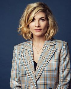 Jodie Whittaker by Taylor Miller 13th Doctor, Doctor Who, English Actresses, Actors & Actresses, Jodi Whittaker, Bisexual Celebrities, Celebs, Taylor Miller, Genderqueer