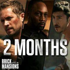 Paul walker Brick Mansions