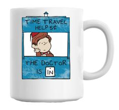 Live, Love, Shop @Gem's Daily Store - The Doctor Is In Mug Check it out here! http://gemsdailystore.com/products/the-doctor-is-in-mug?utm_campaign=social_autopilot&utm_source=pin&utm_medium=pin.