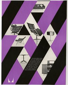Formally trained as an architect, #IrvingHarper studied at Brooklyn College and Cooper Union before beginning his career with Morris B. Sanders. After designing interior displays for the 1939-40 New York World's Fair, Harper took a position as draftsman for Gilbert Rohde, early champion of American modernism and Herman Miller's first design director. In 1947 Harper began working with the George Nelson Office where he designed furniture, catalogs, advertisements, and the iconic Herman Miller…