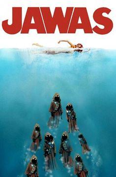 Star Wars Humor: Jawas poster