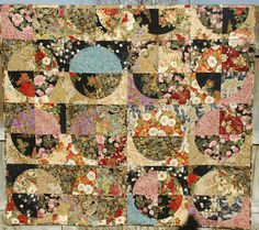 asian fabric quilt - Google Search