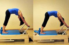 Beginner Pilates Reformer Workout: Elephant on the Pilates Reformer