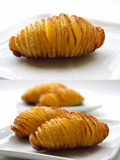 Baked Potato mal ganz anders. Klasse Beilage zum Grillen. Noch mehr tolle Rezepte gibt es auf www.Spaaz.de