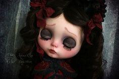 Gersendre Winter Berry  Rebeca Cano ~ Cookie dolls  www.cookie-dolls.com