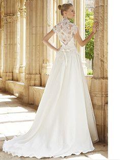 Raimon Bundo Wedding Dresses 2015 with Natural Touch - Be Modish - Be Modish